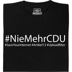 u9104df1173r: n13 m3hr cdu T-Shirt